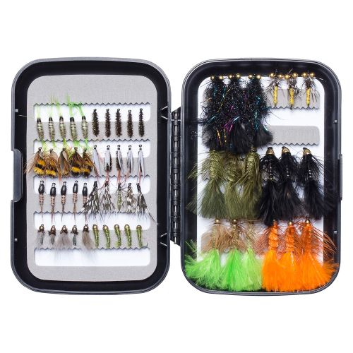 Bassdash Lure Kit with Fly Box