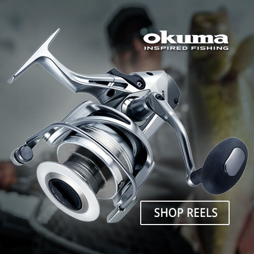 Pulaski Tackle Shop - Okuma Riversider fishing rods reels