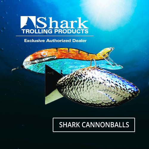 Pulaski Tackle Shop - Shark Cannonballs Fishing Lures