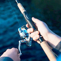 Fishing Rod Reel Combos
